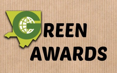 Green Leadership Awards are in!