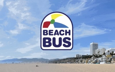"$1 ""Summer"" Beach Bus from Woodland Hills to Santa Monica goes year round"