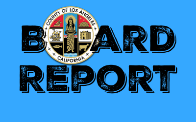 Board Report: May 22, 2016
