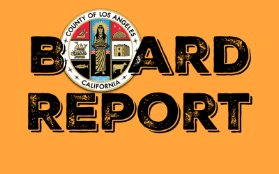 Board Report: May 17, 2016