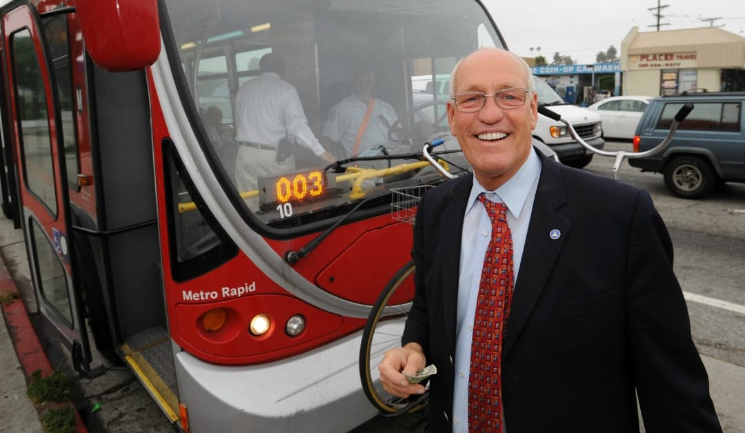 Remembering Bill Rosendahl