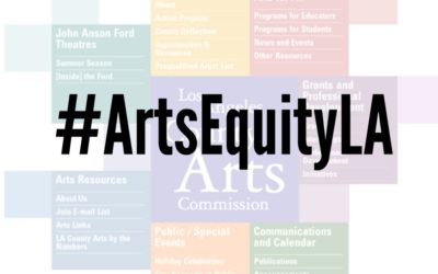 Make Your Voice Heard: Increasing Diversity in the Arts