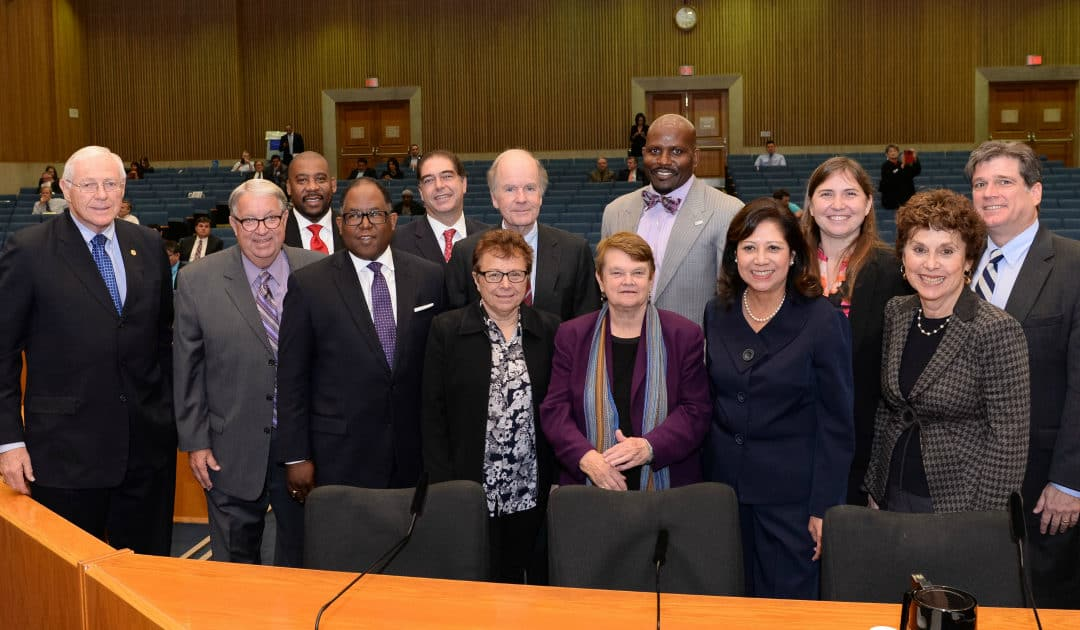 Board Names Members of New Civilian Oversight Commission