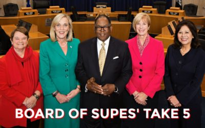Board of Supes' Take 5: February 21, 2017