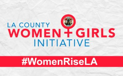LA County Kicks Off Historic Women and Girls Initiative