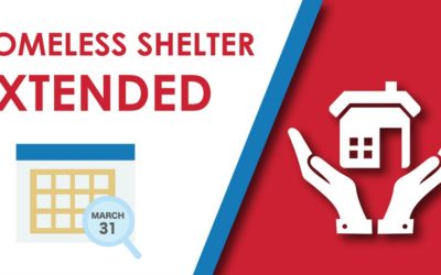 Winter Shelter Program Extended Through March