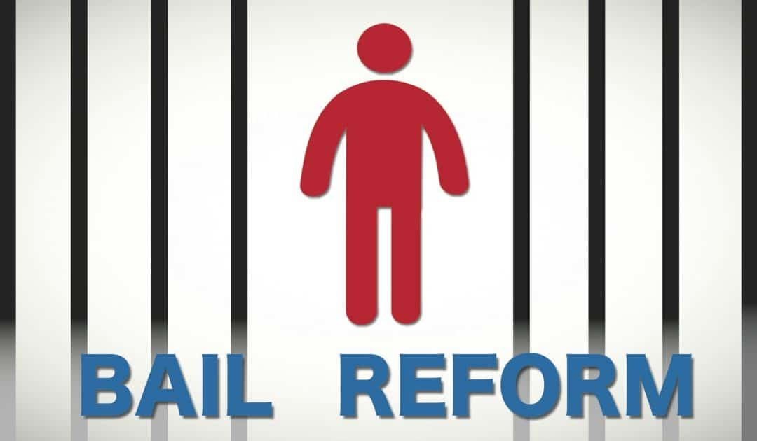New bail laws could mean some suspects go free by end of year