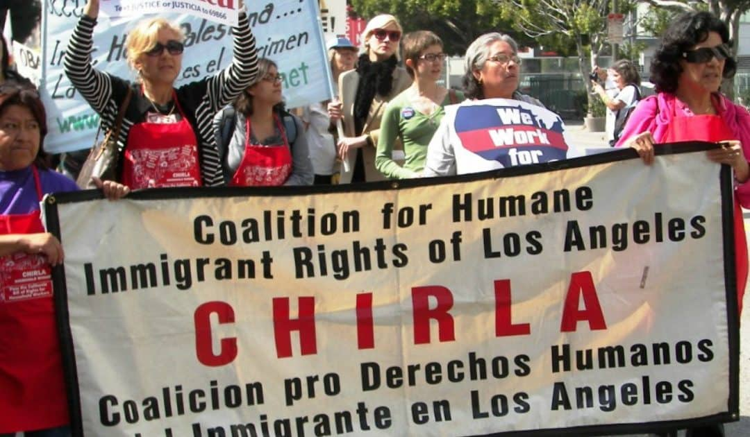 Know Your Rights! CHIRLA Leads on Immigrant Rights
