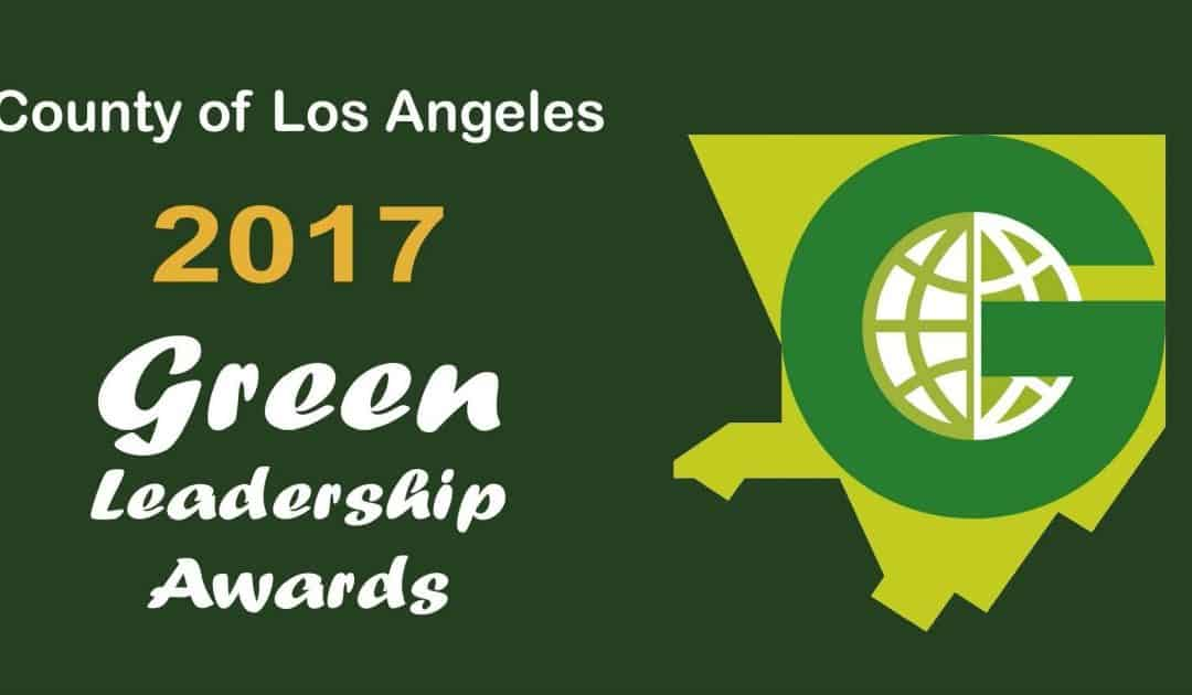 2017 Green Leadership Awards