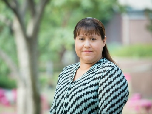 Amelia Orozco, Administrative Assistant & Caseworker