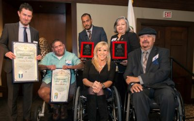 Maria Serrao and James M. Chud Named Third District's 2017 Access Award Winners