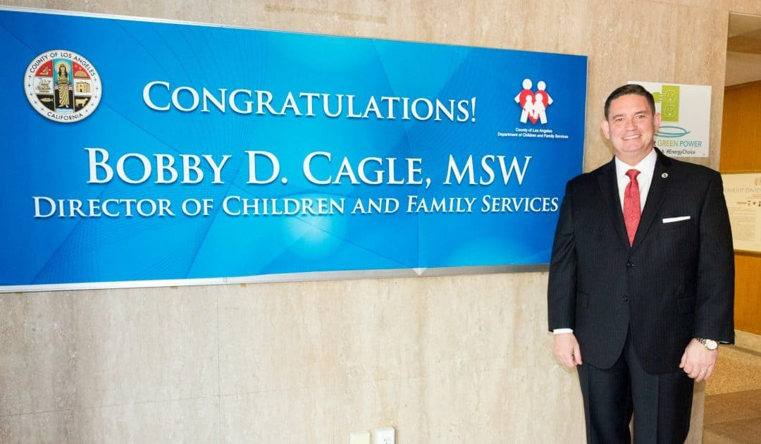 Reformer Bobby Cagle Tapped To Lead  LA County DCFS