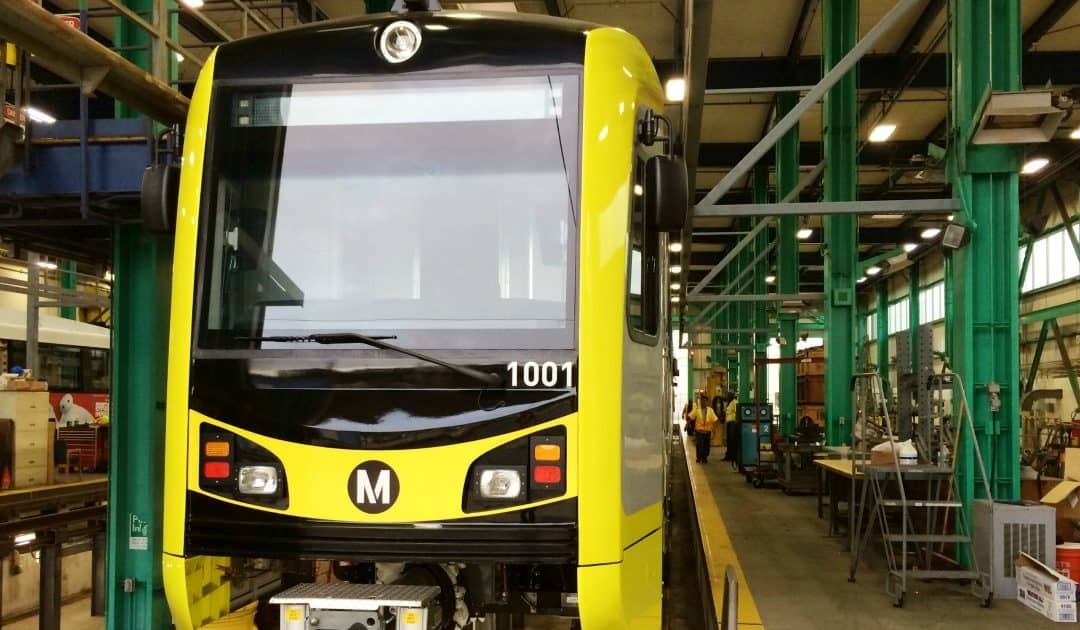 SGV Trib: Metro committee adopts plan for bus, rail car makers to hire Americans