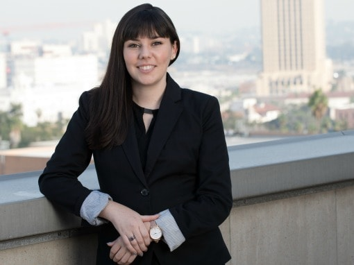 Audrey Mechling, Bohnett Fellow, USC Price School of Public Policy