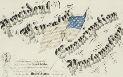Last chance to see the Emancipation Proclamation exhibit at NMH