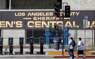 DN: Men's Central Jail is 'falling apart.' LA County leaders weigh spending $2.2 billion to replace it