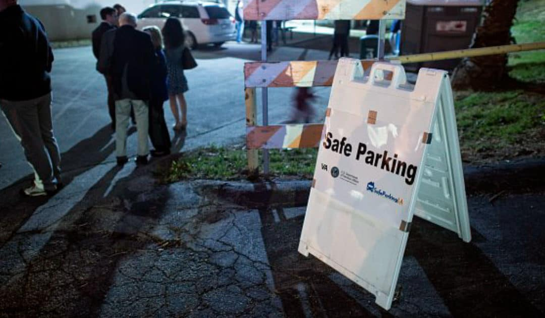 SUPERVISORS JUMPSTART SAFE PARKING IN COUNTY-OWNED LOTS