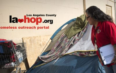 New online tool that allows residents to join the fight against homelessness
