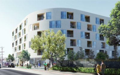 New Affordable Housing for Seniors Coming Soon to Hollywood