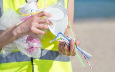 Reducing the Use of Plastic Straws