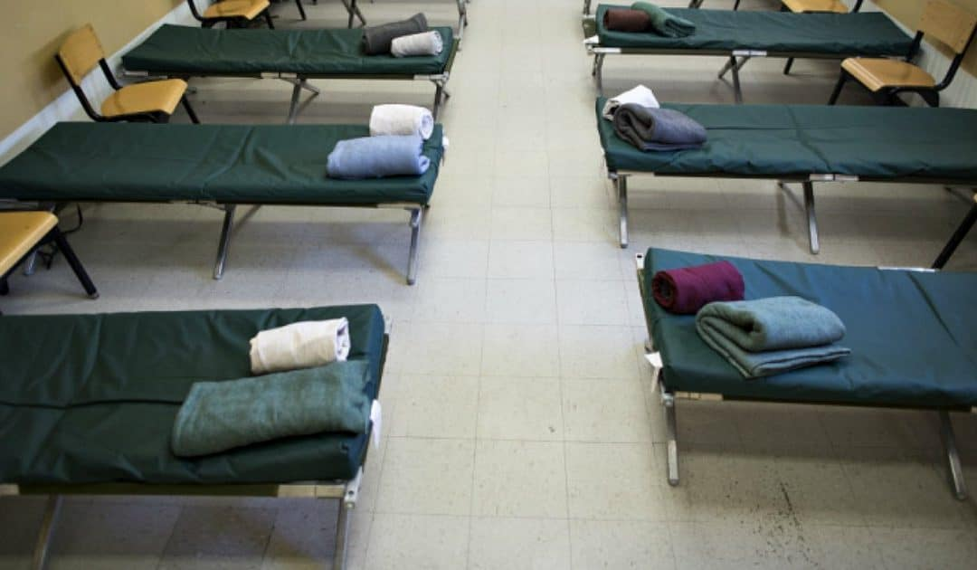 LAist: LA County Approves Universal Health Standards For Homeless Shelters