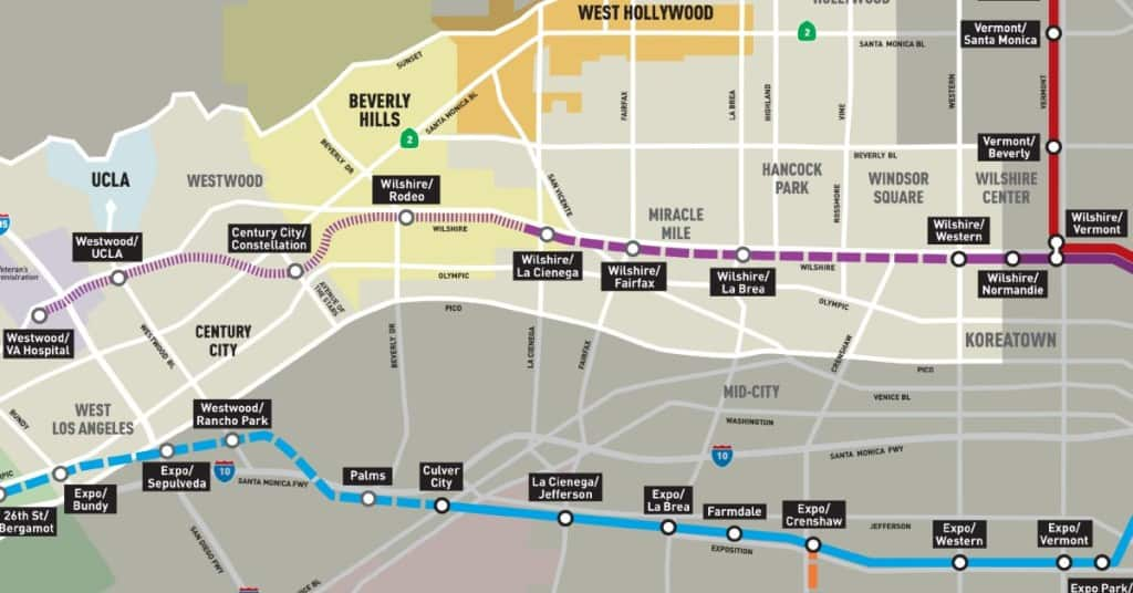 Metro Receives $100 Million Allocation for Purple Line Extension